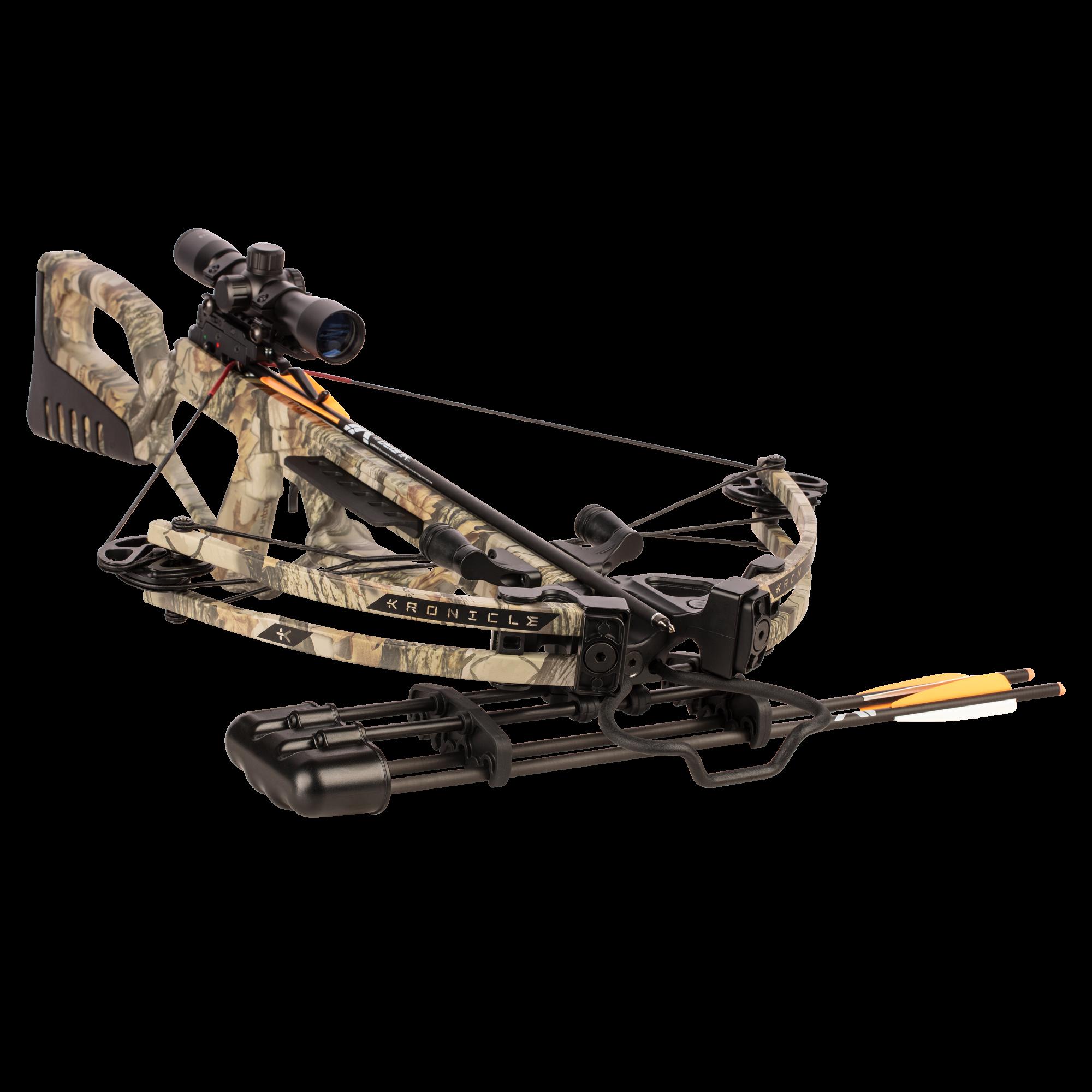 Bear crossbow package