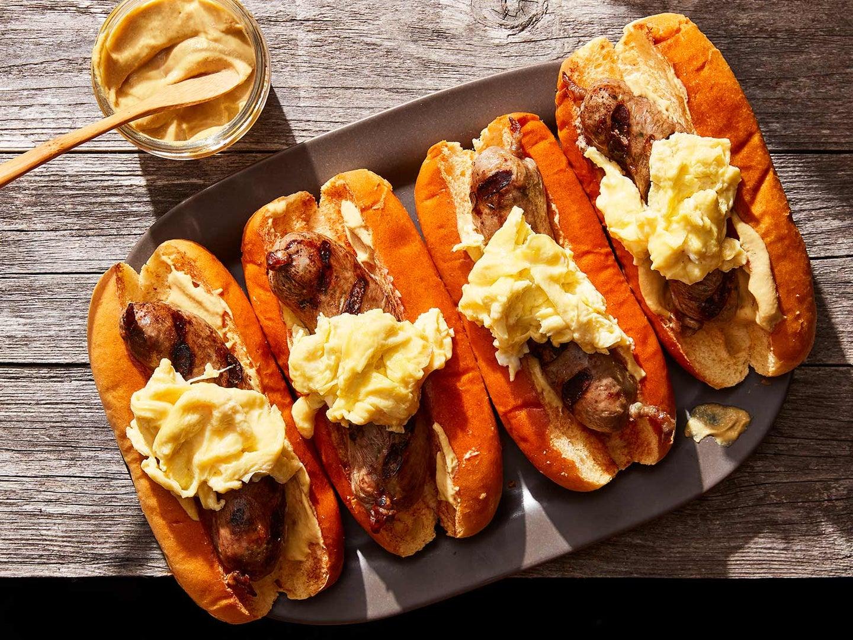 Chimichurri Honker Sausage
