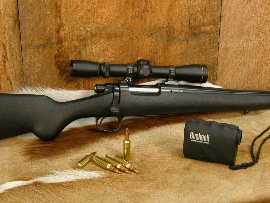 Remington Model 7 in .300 RSM