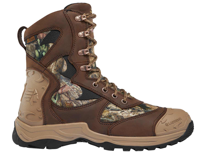 LaCrosse Atlas Mossy Oak Break-up 400G Boots
