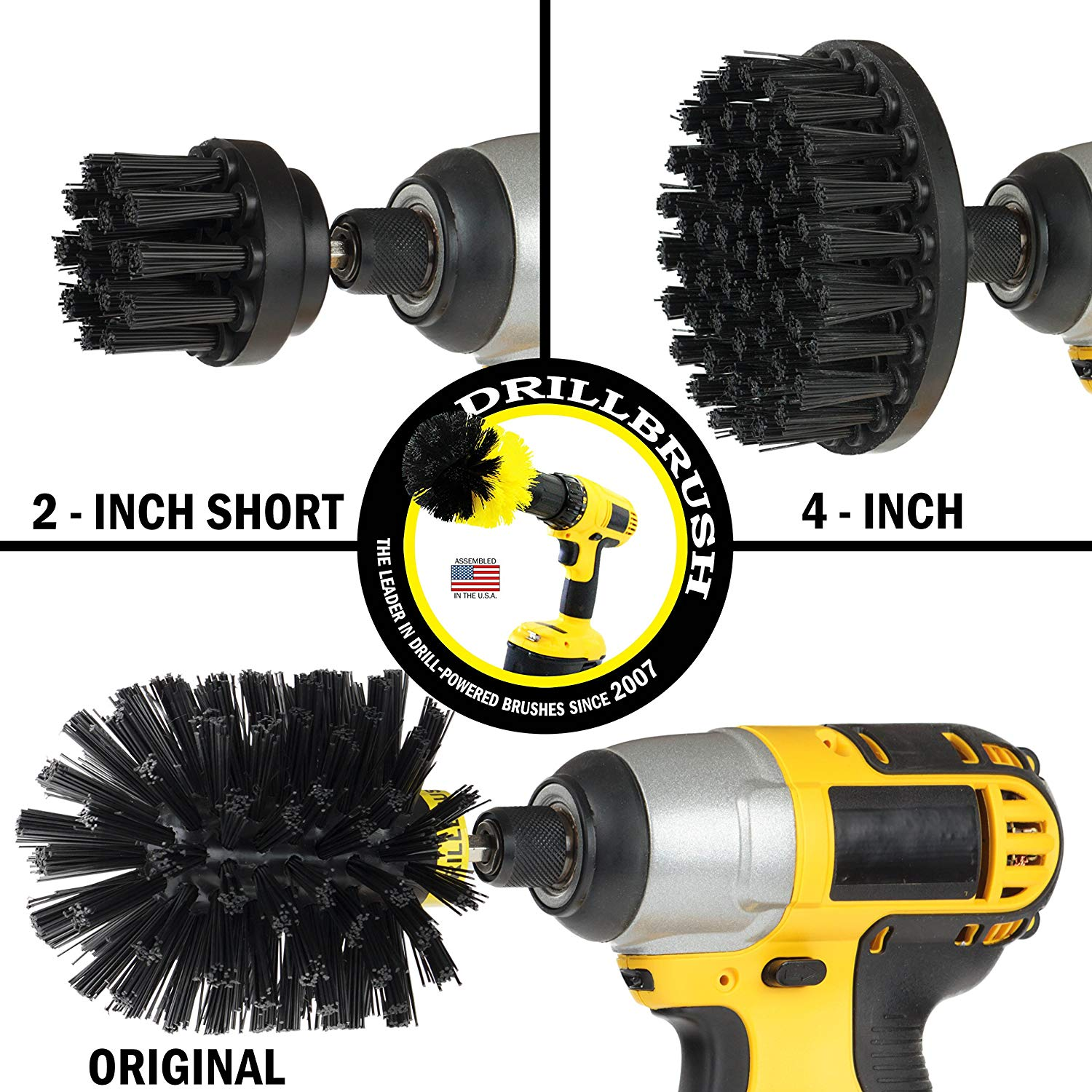 Cleaning Accessories - Industrial Brush