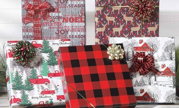 It's a Wrap—Outdoor Themed Wrapping Paper for the Hunter or Angler in Your Life