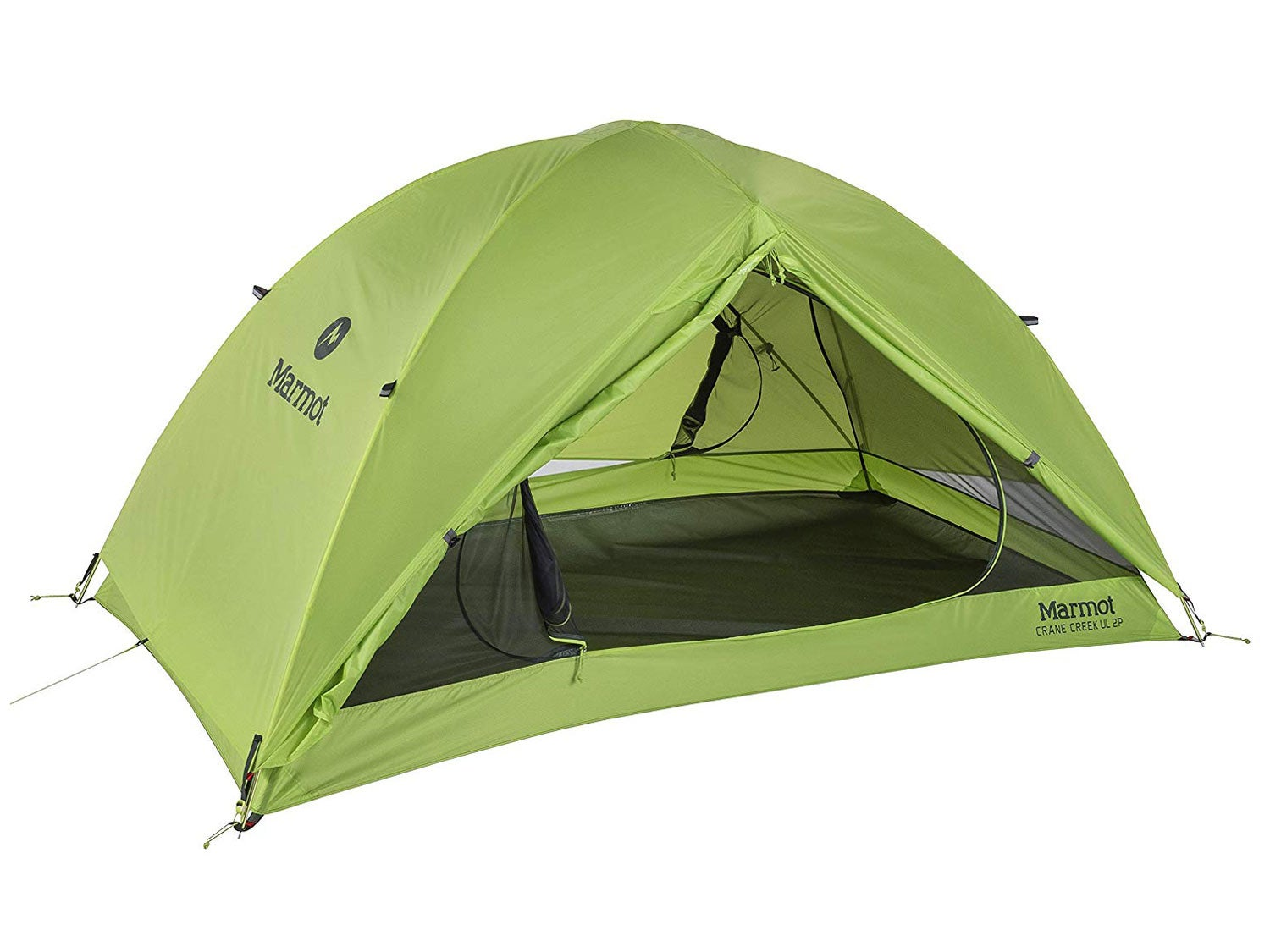 Marmot Crane Creek 2-Person Ultra Lightweight Backpacking and Camping Tent