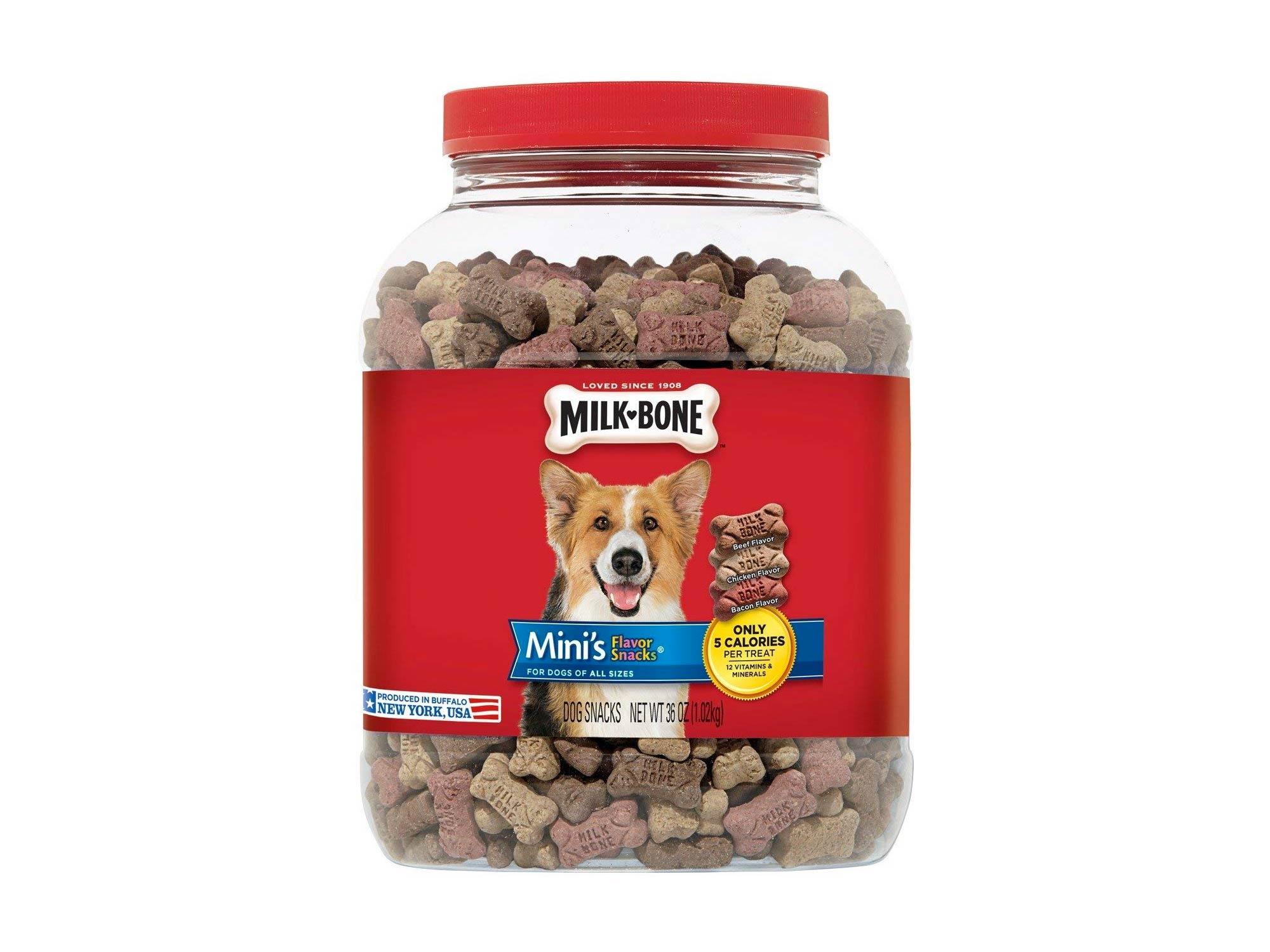 Milk-Bone Flavor Snacks for Dogs of All Sizes