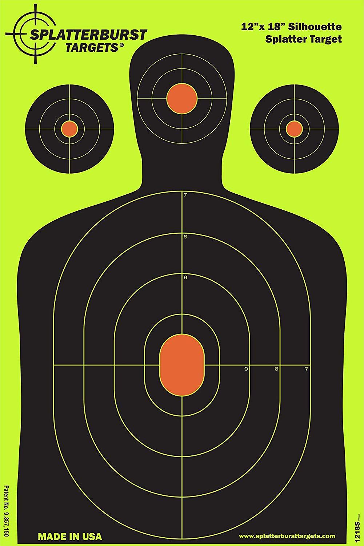 splatter targets