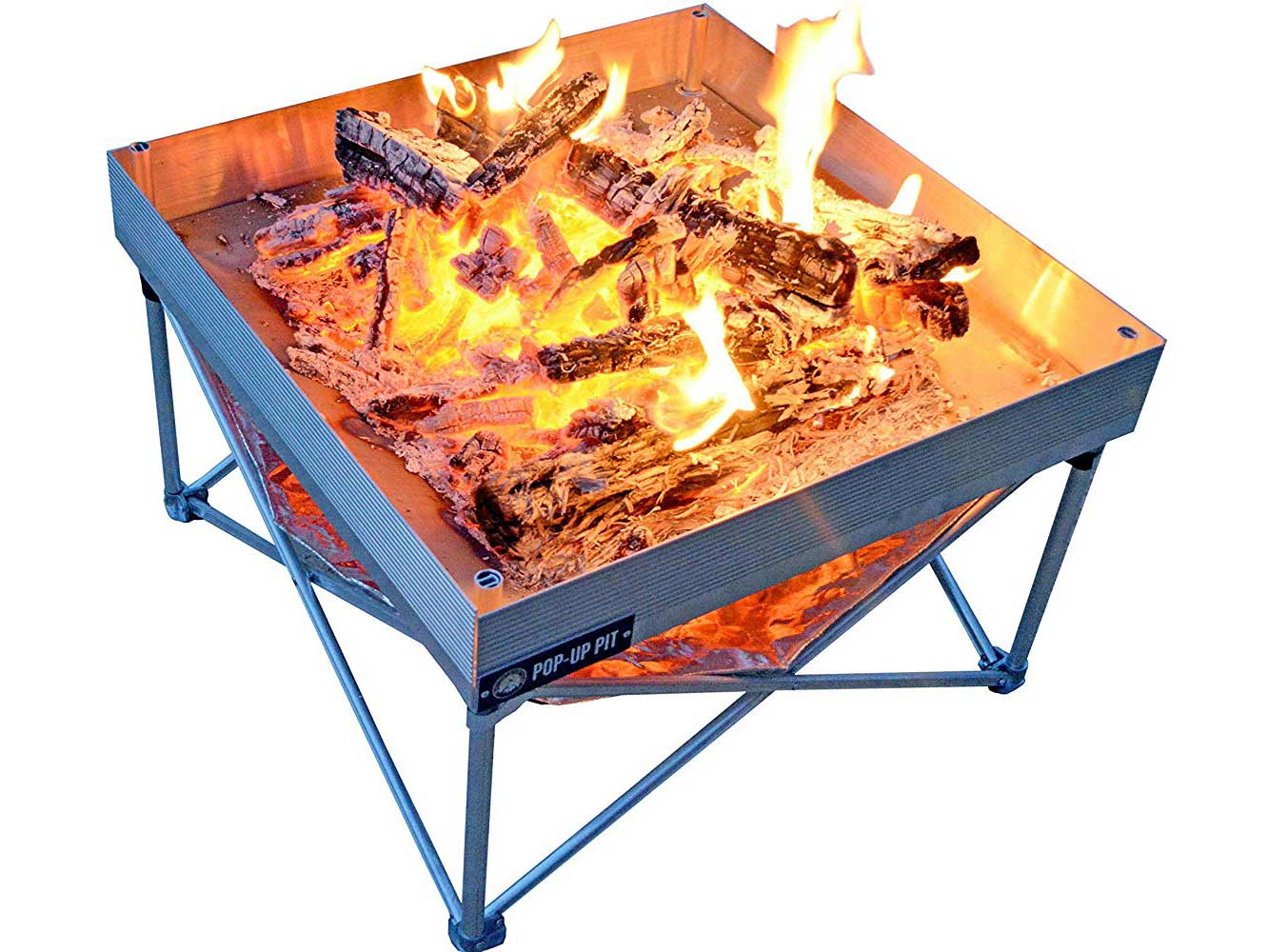 Fireside Pop Up Fire Pit
