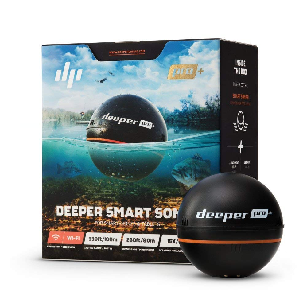 Portable Sonar Fish Finder