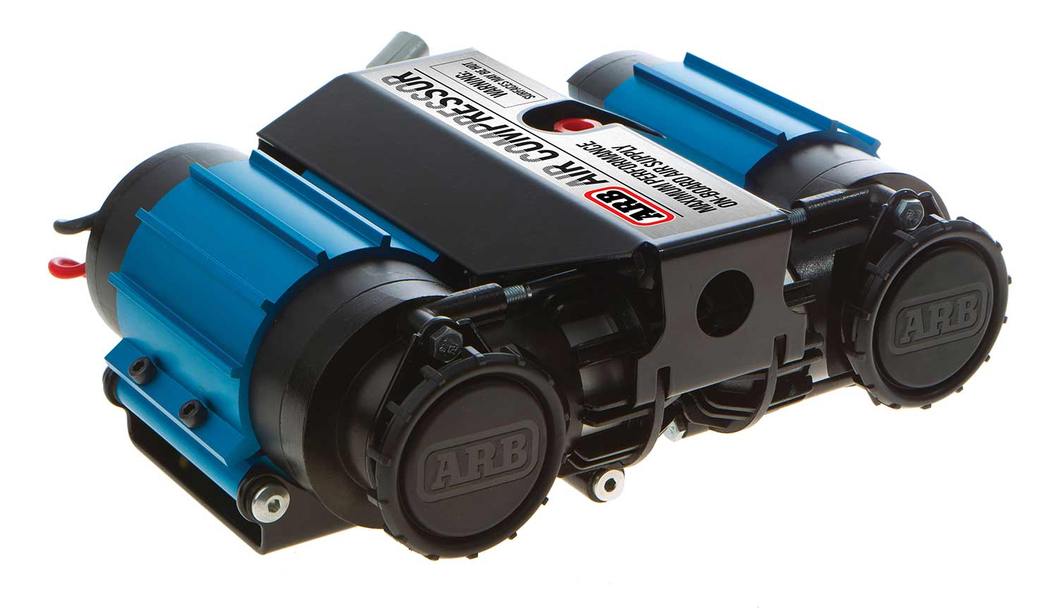 ARB High Performance Twin On-Board Compressor
