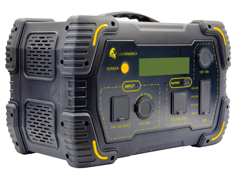Lion Safari LT Generator