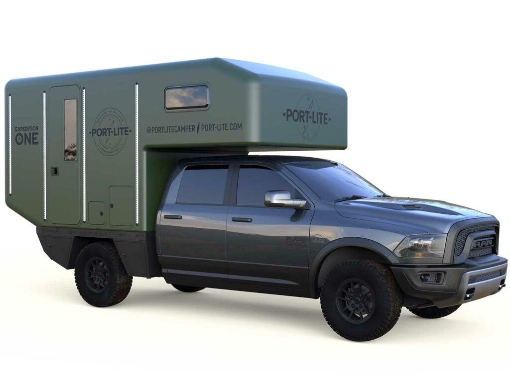 Port-Lite Expedition One Camper
