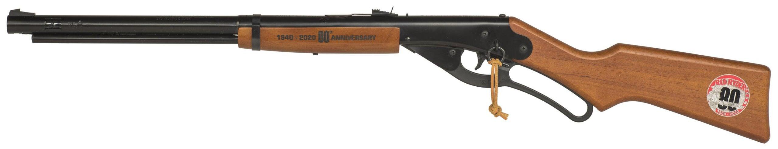 80th Anniversary Edition Daisy Red Ryder BB Gun