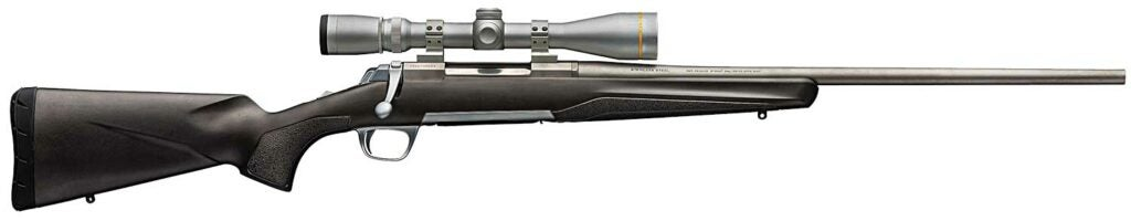 the Browning X-Bolt Rifle in 6.5 Creedmoor