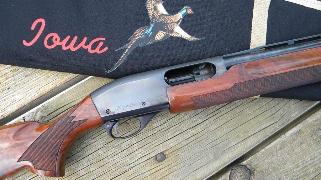 Remington 870 Competition.