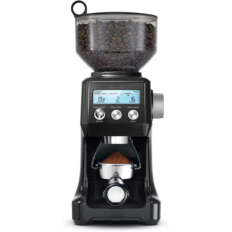 Breville BCG820BKSXL The Smart Grinder Pro Coffee Bean Grinder