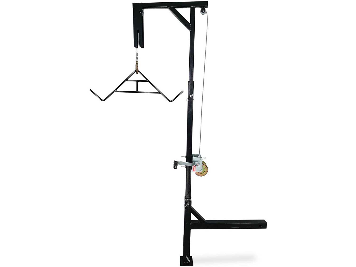 HME Products Truck Hitch Game Hoist