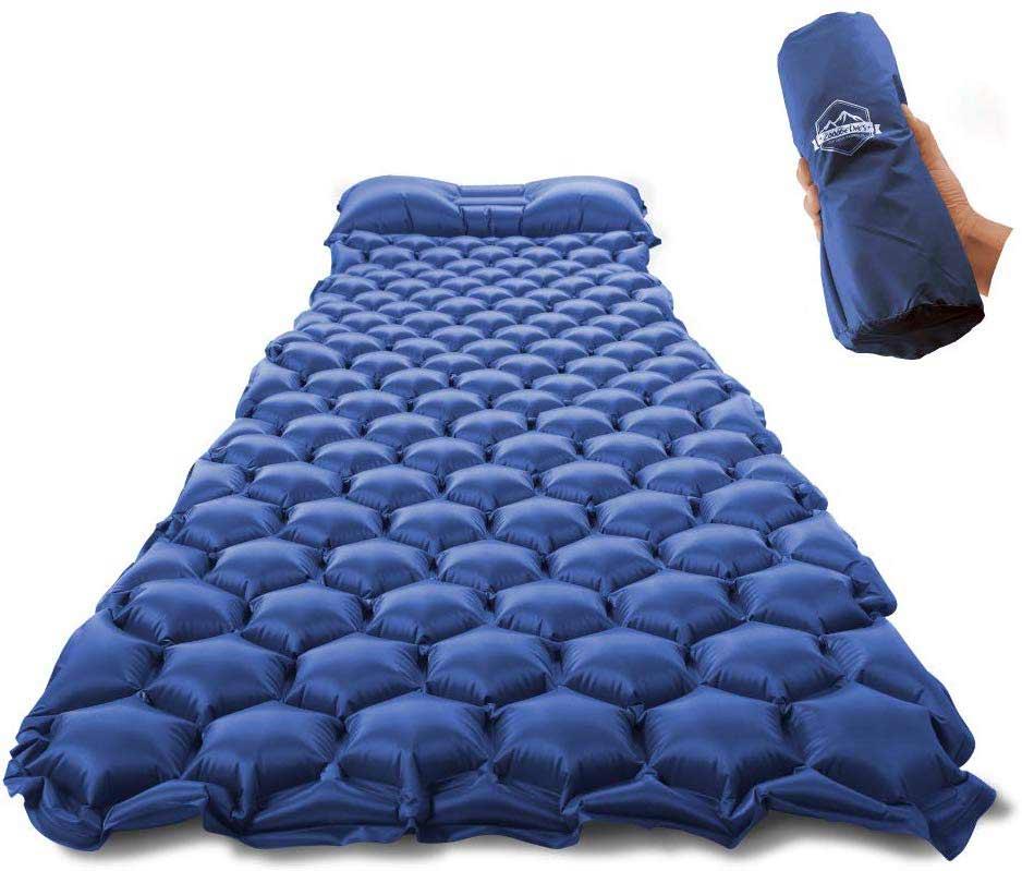 ZOOOBELIVES Ultralight Sleeping Pad
