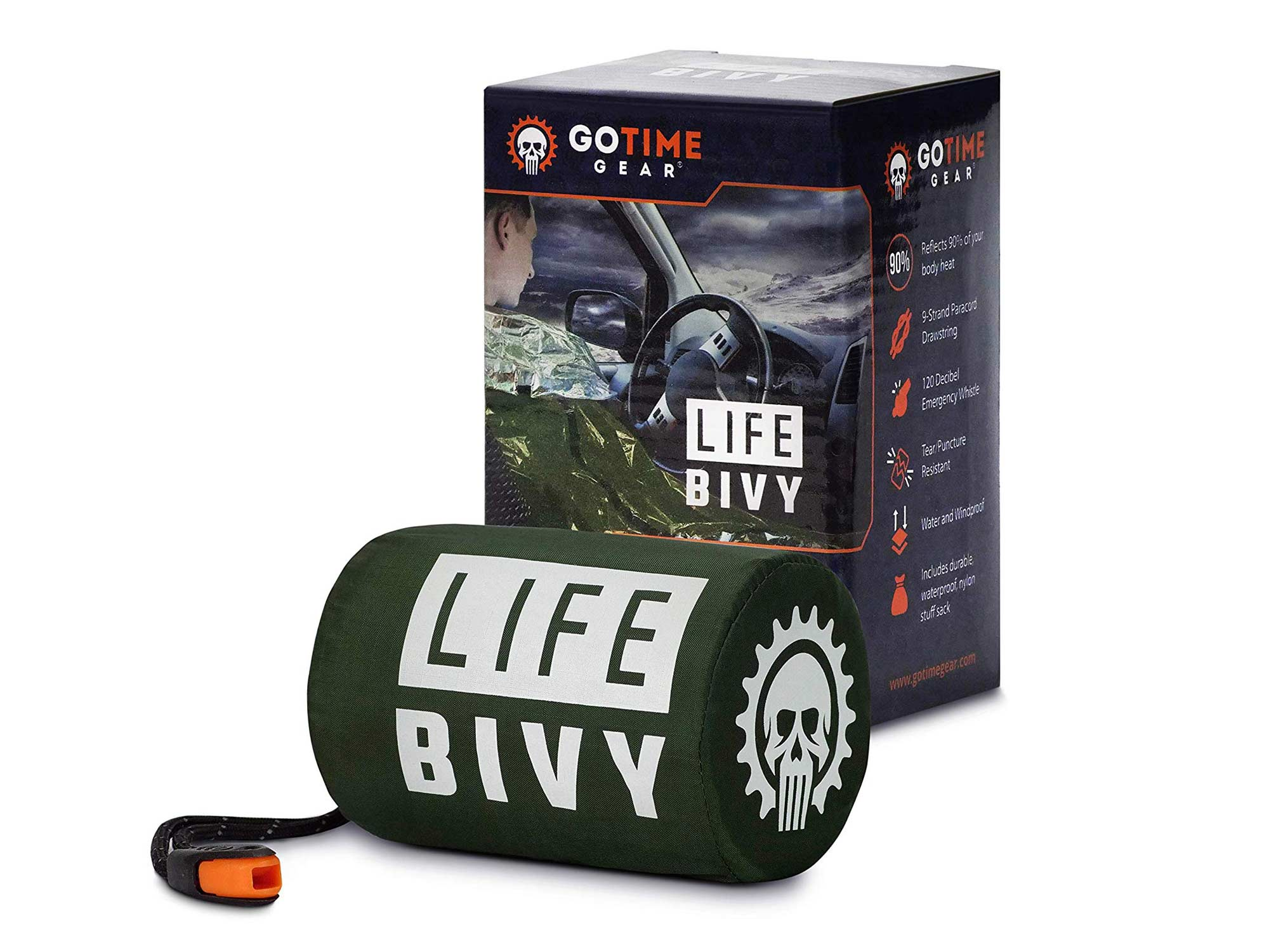 Bivy Emergency Sleeping Bag