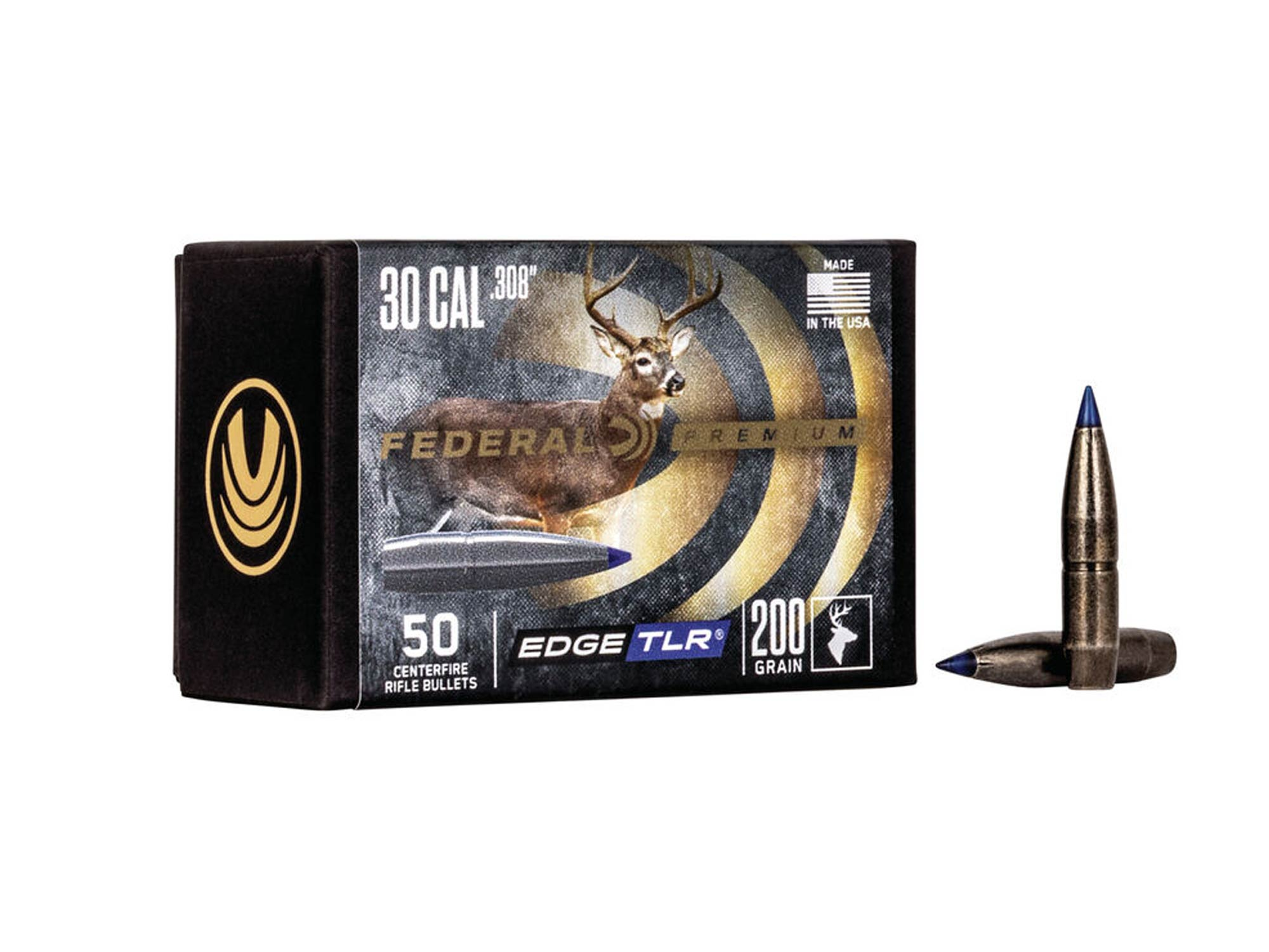 The Federal Edge TLR Bullet.