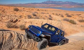 First Look: 2020 Jeep Wrangler Diesel