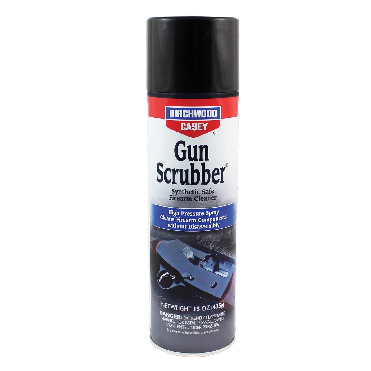 Birchwood Casey Gun Scrubber Synthetic Safe Cleaner