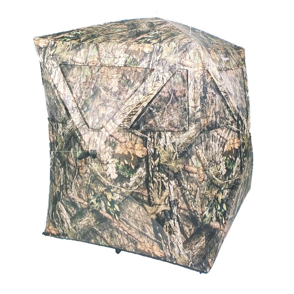 Ameristep 2-person hunting blind.