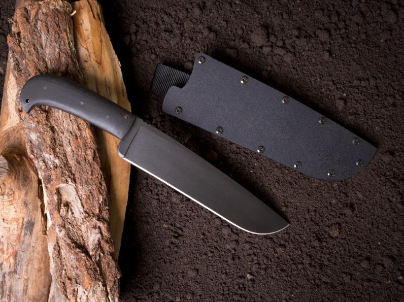 WK Camp Knife