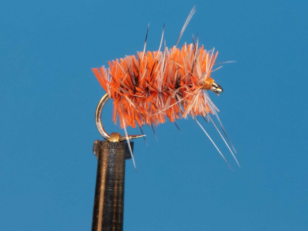 LaFontaine's Buzzball fly lure