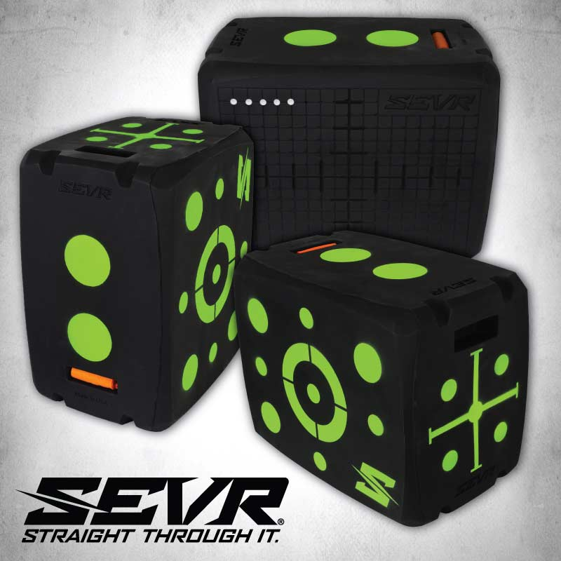 """SEVR 21"""" HD Target"""