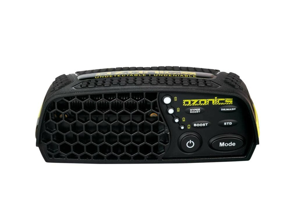 The new Ozonics Orion has better battery life and increased output.