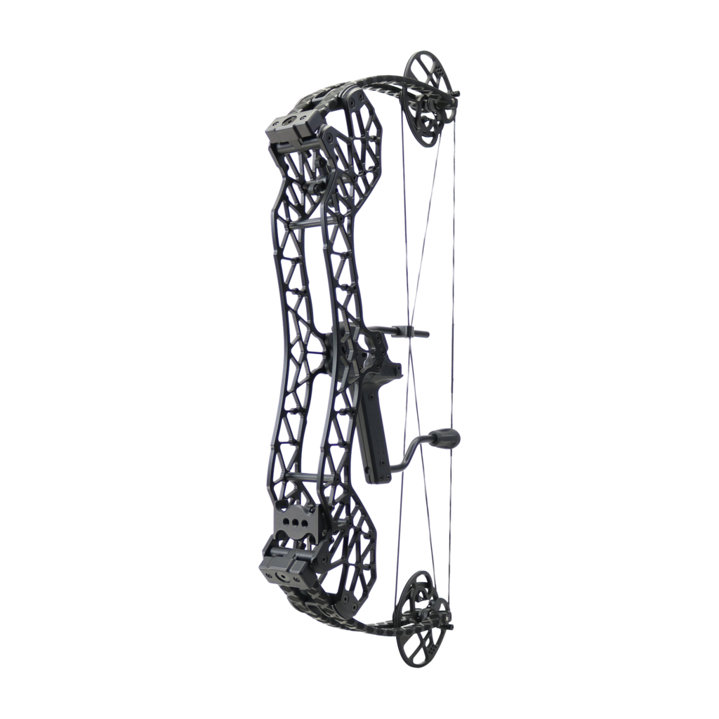 Gearhead Disrupter bow at the 2020 ATA show.