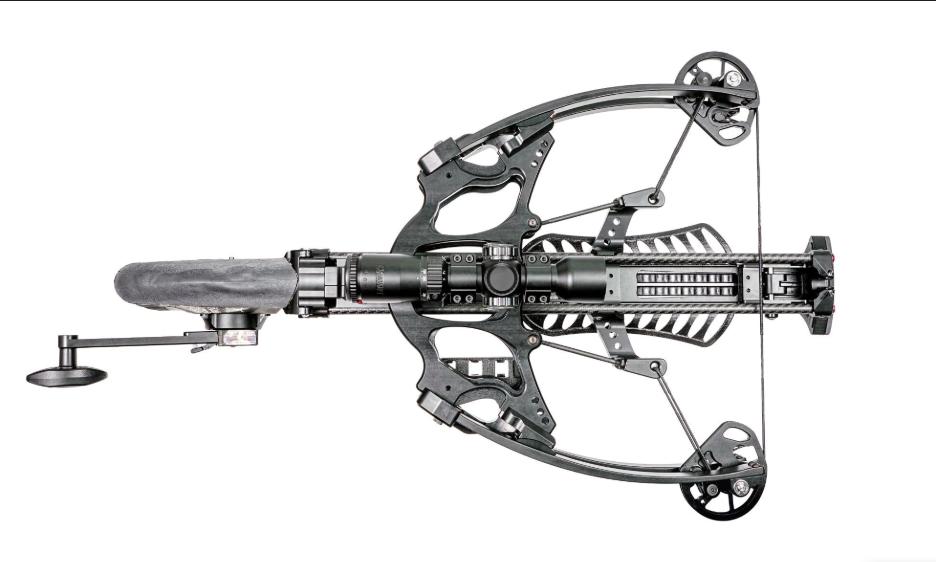 The Axe 405 crossbow.