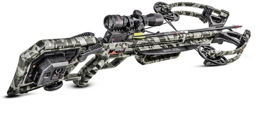 The new Wicked Ridge M-370 crossbow.