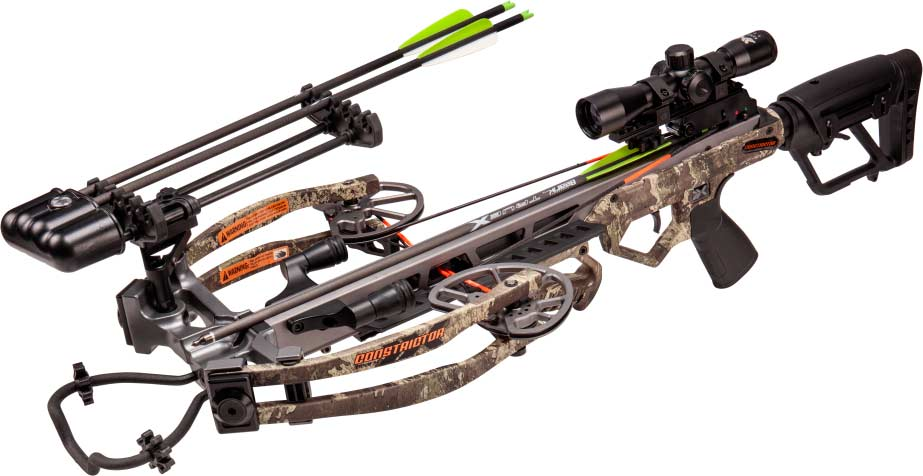 The BearX Constrictor Strata crossbow