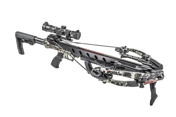 The Killer Instinct Speed 425 crossbow.