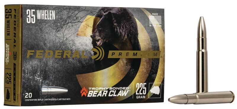 Federal Premium 35 Whelen Ammo