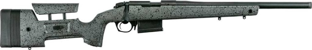 Bergara B14R22 bolt-action rimfire rifle.