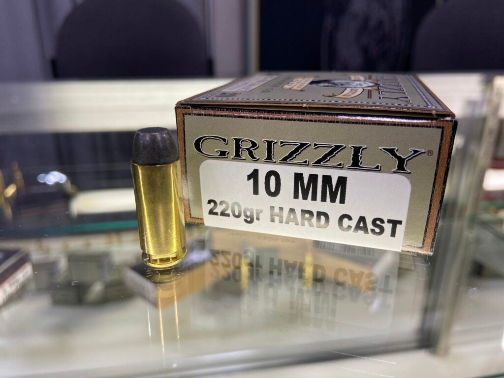 Grizzly 10mm 220-Grain Hard Cast