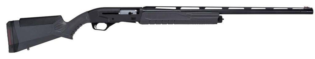 Savage's first-ever autoloader comes with an AccuFit stock.