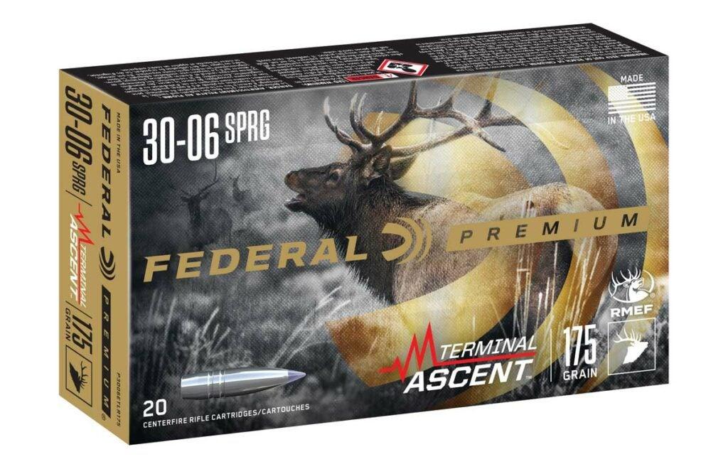 Federal Premium Terminal Ascent.