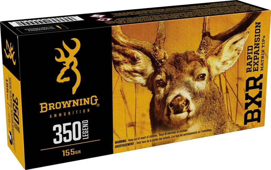 Browning  BXR Rapid Expansion Deer