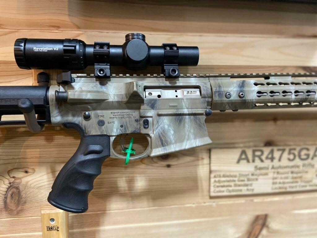 Bishop AR-10 Rifle
