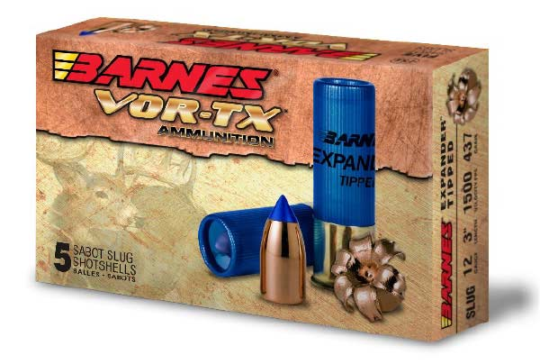 Barne's new Vor-Tex Expander Tipped