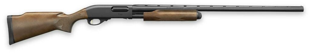 Remington is now offering the 870 Express in a trap model.