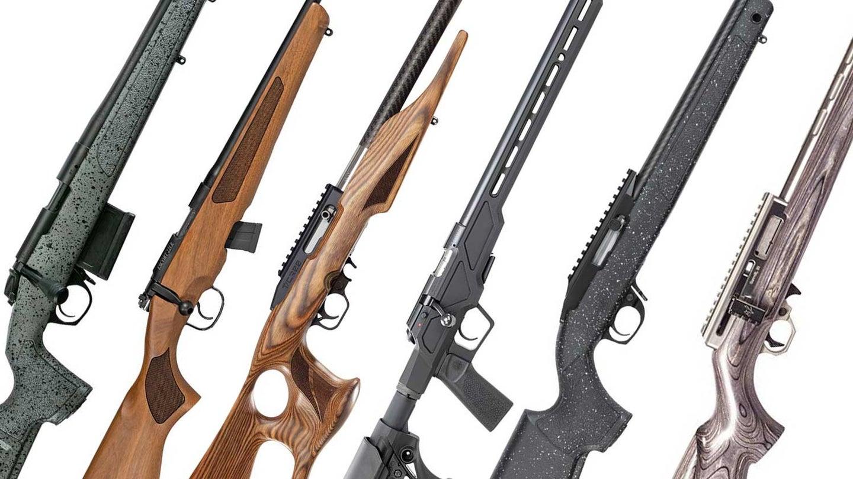 the best rimfire rifles shown at SHOT show.