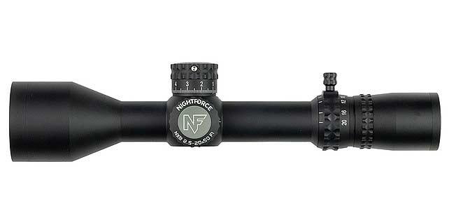 Nightforce NX8 riflescope