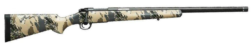 Kimber Open Range Pro Carbon rifle
