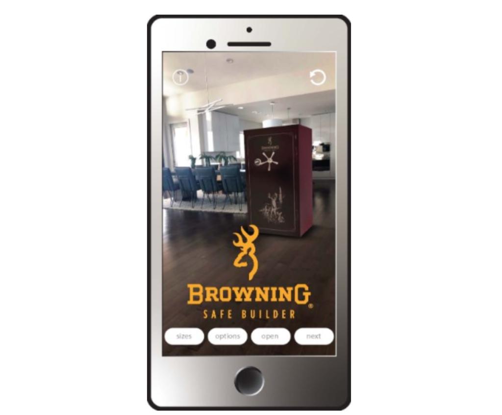 Browning Safe Builder