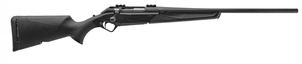 Benelli Lupo bolt-action rifle.