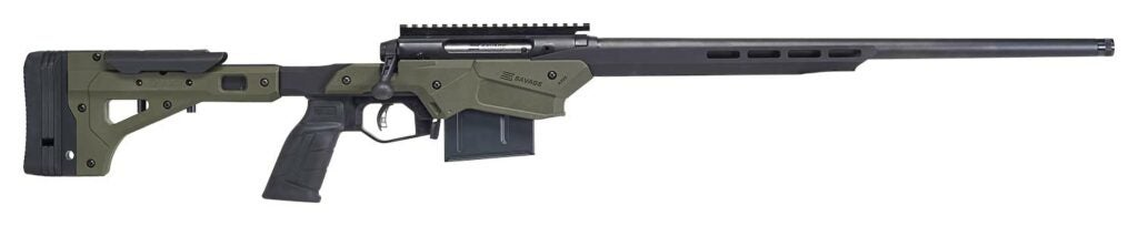 The Savage ASIS II Precision is a match-grade rifle for less.