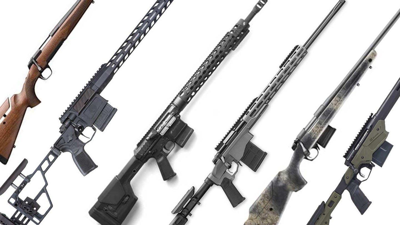Best New Long-Range Precision Rifles of the 2020 SHOT Show